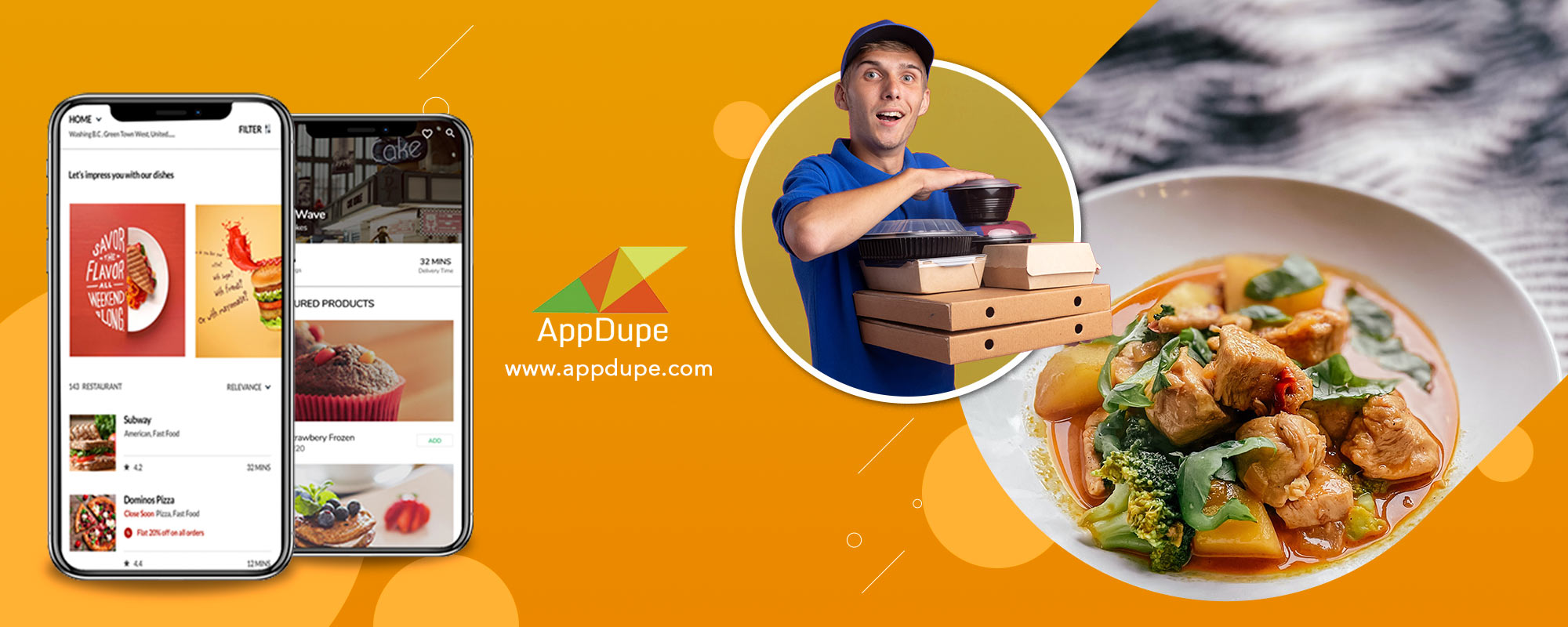Move Up Ranks In The Food Delivery Niche With Our Waitr Clone