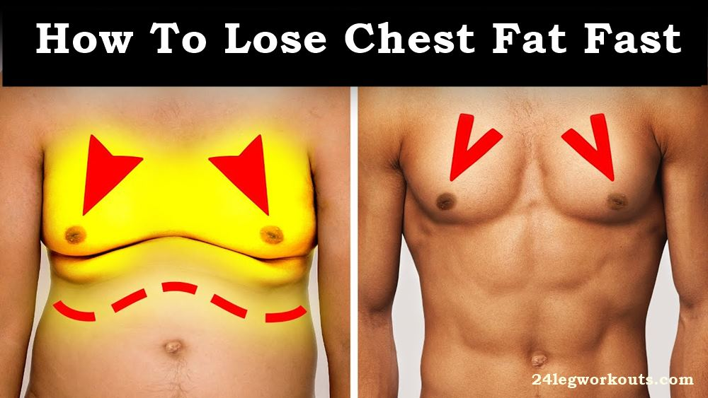 How To Lose Chest Fat Best 4 Steps » Bodybuilding