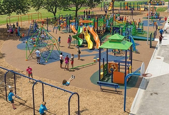 Daycare Playground Equipment and Playground Safety Surfacing – Choose the Best Range Online - Playground Directory