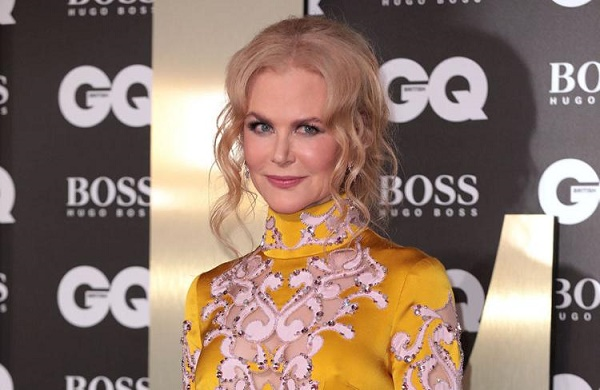 Nicole Kidman stayed in character during Nine Perfect Strangers shoot - LONDON TIME NEWS