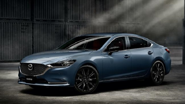 2021 Mazda6 GT SP review: Turbo power in a luxury package - LONDON TIME NEWS