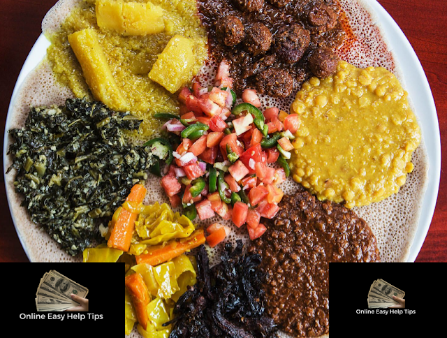 What is the Ethiopia Best Food & Restaurants?   Addis Ababa University