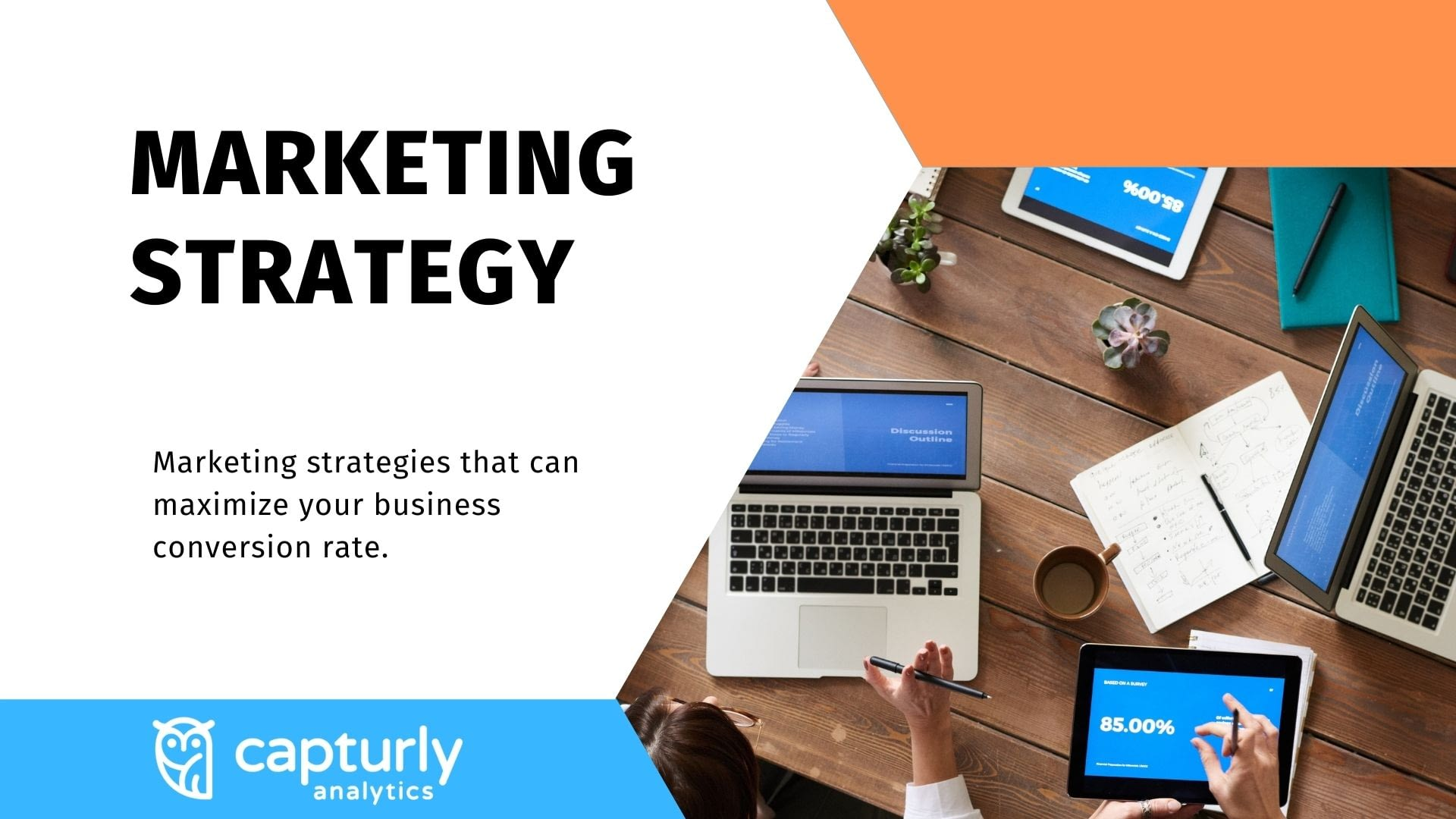 Best Marketing Strategies to Maximize Conversion Rate - Capturly Blog