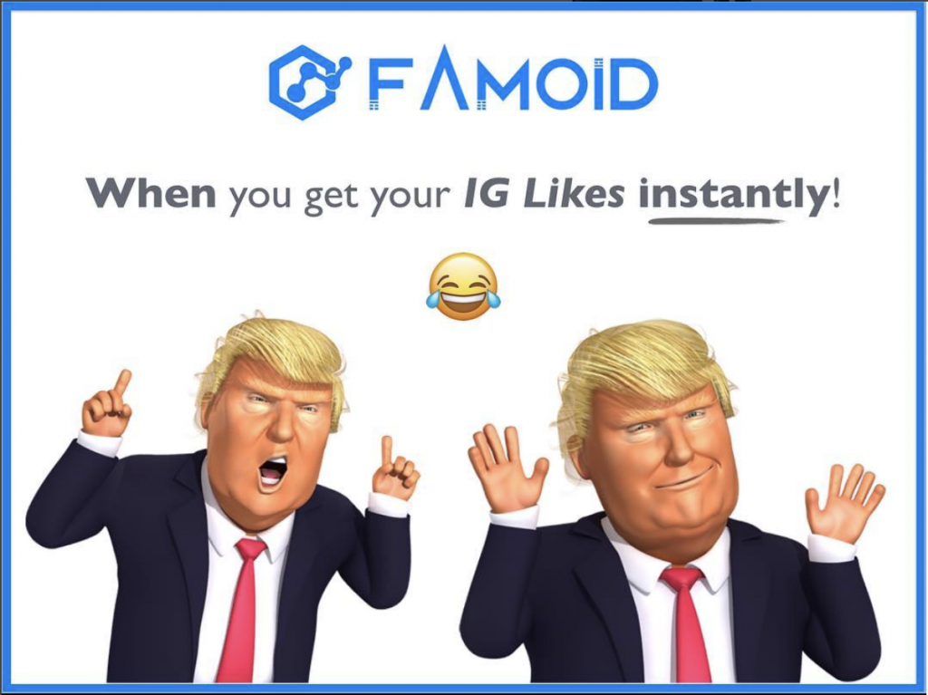 Buy Instagram Likes - 100% Real, Instant & Cheap Likes, Try Famoid!