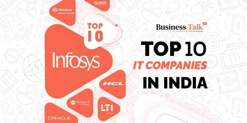 Top 10 IT Companies in India | Business Talk Magazine