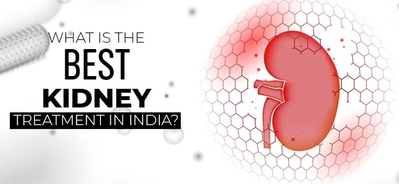 What is the best kidney treatment in India?