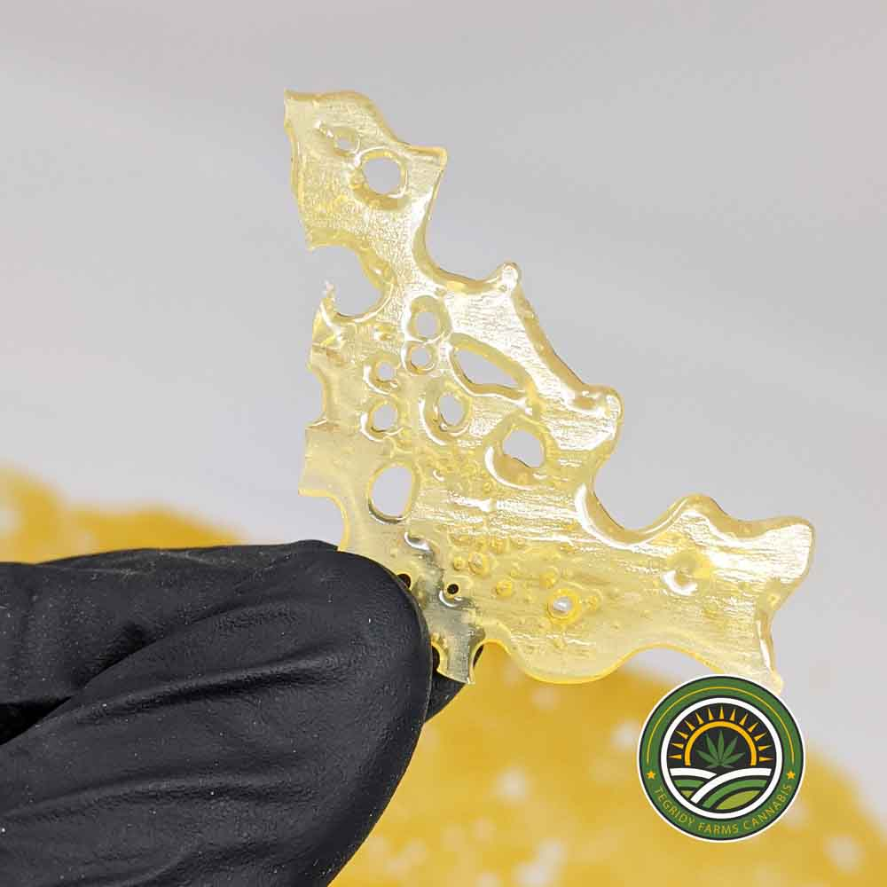White Kryptonite AAAA - Tegridy Farms Cannabis - Buy Certified Shatter
