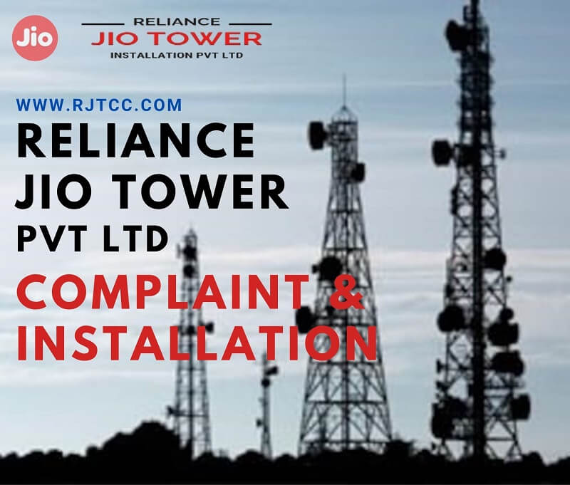 Reliance Jio Tower Installation Complaint Office