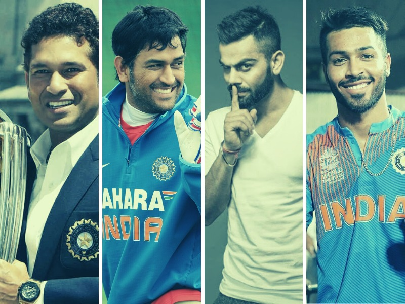 Top 10 Richest Cricketers In The World   2020-2021 – BlogNox
