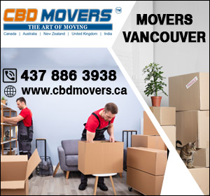 Best Packing & Moving Services in Vancouver   CBD Movers