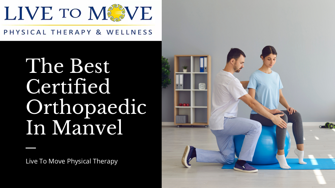 The Best Certified Orthopaedic In Manvel