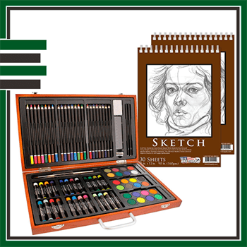 12 Best Art Sets for kids to do some creativity with that...