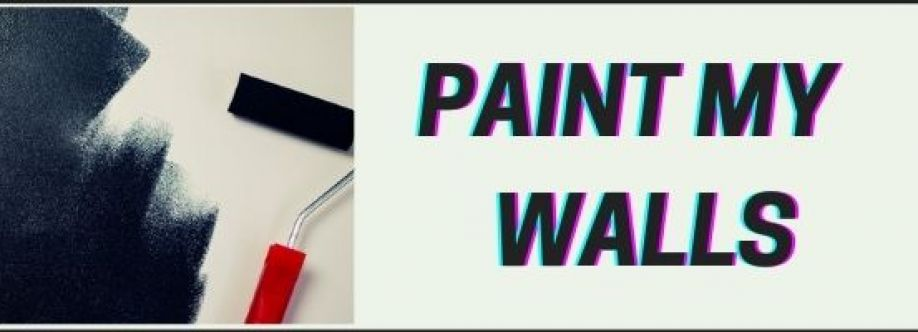 Paint My Walls Cover Image