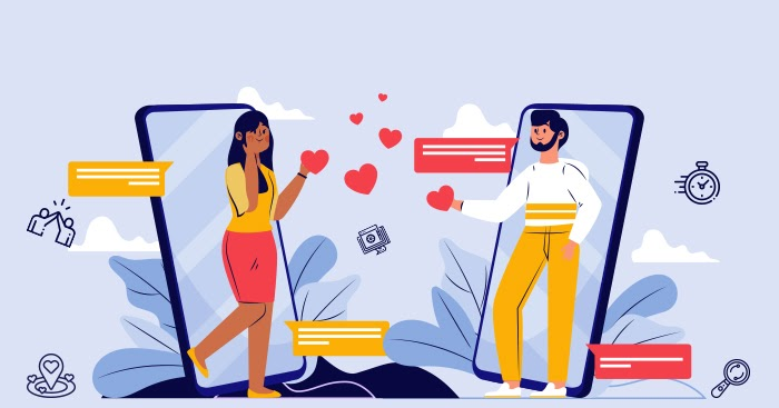 How Efficient is using a Dating App instead of a Site?