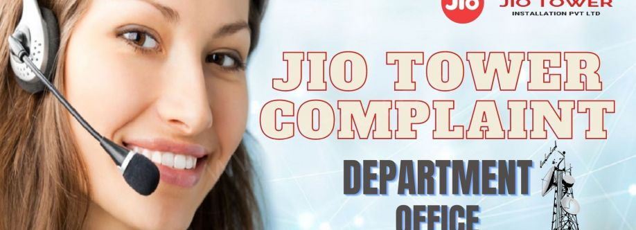 Jio Tower Installation Complaint Office Cover Image