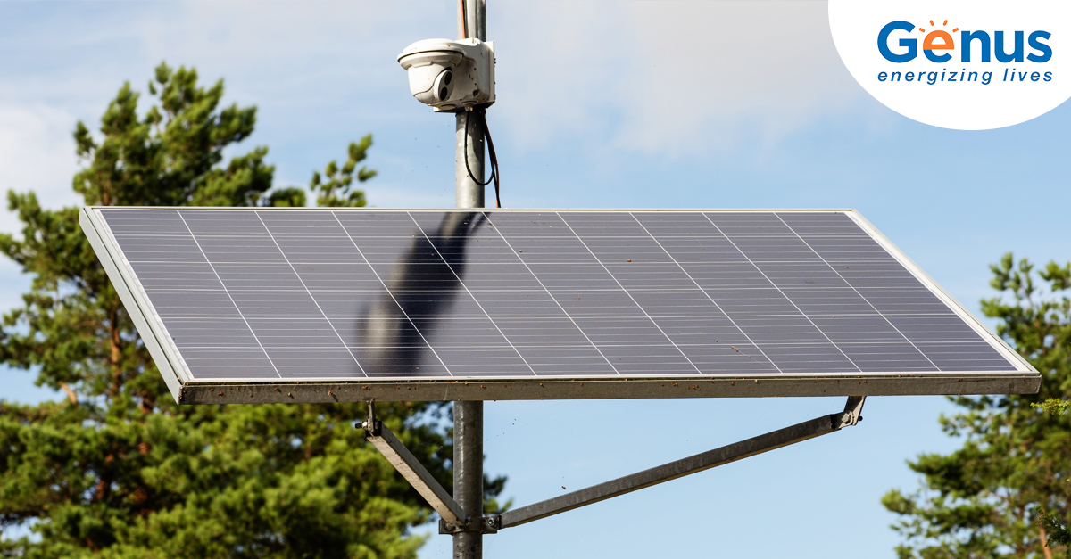 Key Reasons to Use Solar Security Cameras