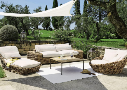 Luxury outdoor furniture helps you to improve the outdoor space: upholsterydocto — LiveJournal