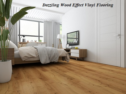 Vinyl Flooring: Dazzling Wood Effect And Style Inspiration
