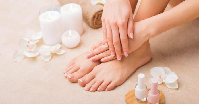 This Style of Manicure Pedicure will Surprise You Too » Setlifestyle
