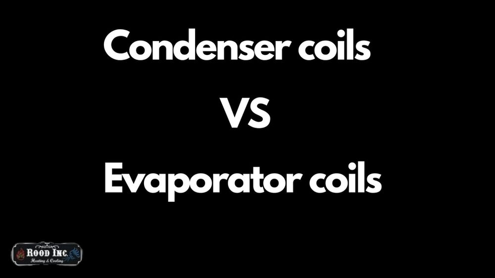 What Is The Primary Difference Between AC Condenser Coil And Evaporator Coil?