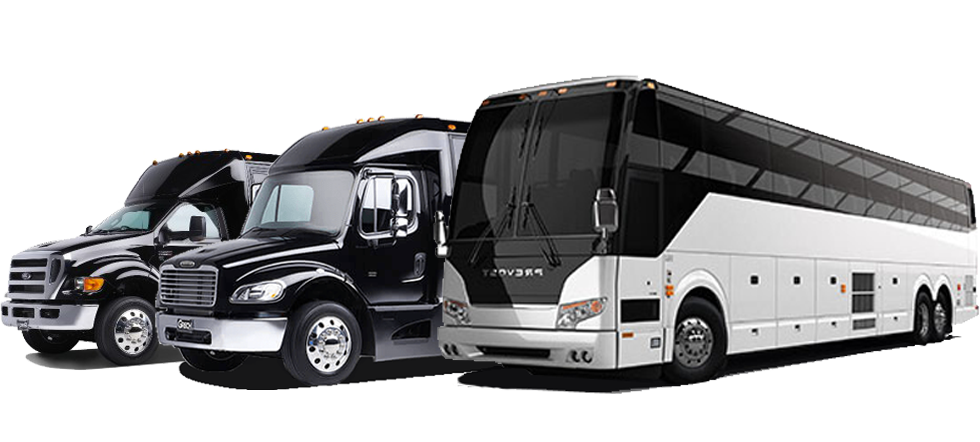 Coach Bus Rental Chicago   All American Limousine