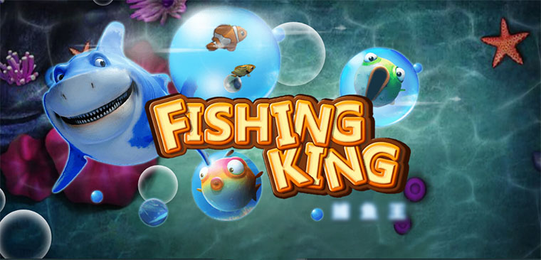 King Fishing - Introducing the very attractive fish game
