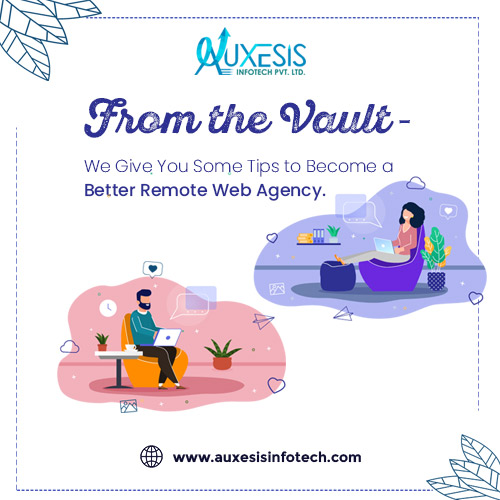 Lessons that Made Auxesis Infotech a Better Remote Web Agency