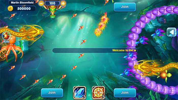 Top 10 Most Popular Fish Table Game Get Money In 2021