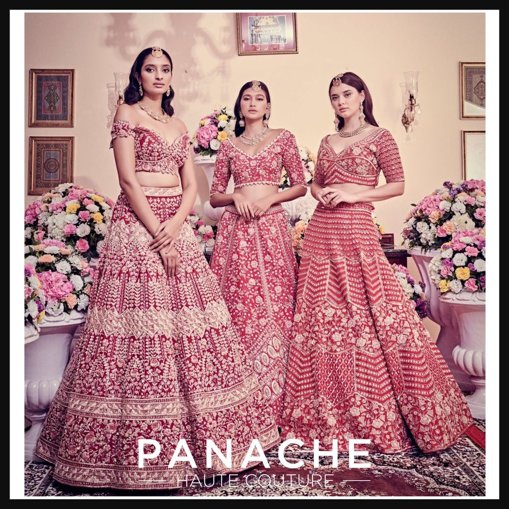 How Can I Order Women Dress Online from India to the USA? – Panache Haute Couture