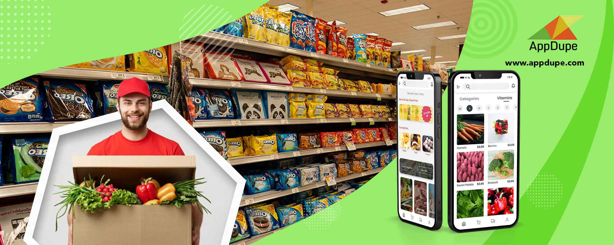 Launch A Food Rocket Clone To Capture The American Grocery Market